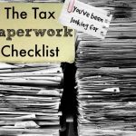Pam Britz's Tax Paperwork Checklist