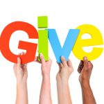 How Year-End Giving Changes You by Pam Britz